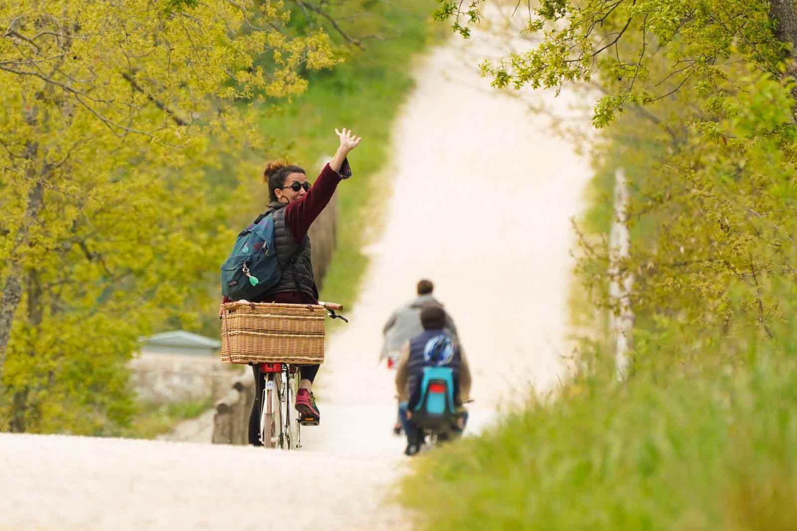 Bici e sapori locali